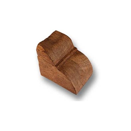 CS74light oak - H-12 cm W-12 cm L-14 cm