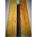 Teak-decorative beam